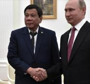 الفلبين وروسيا