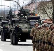 الجيش الامريكي في اوروبا