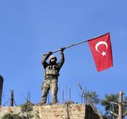 مقتل عسكريين اتراك في سوريا