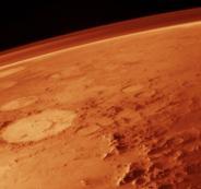 الحياة على كوكب المريخ