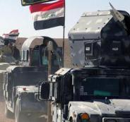 القوات العراقية تهاجم في الموصل