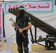 صواريخ حماس وليبرمان