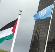 الامم المتحدة وفلسطين
