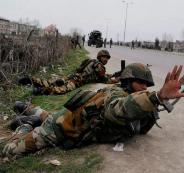 مقتل جنود هنود في كشمير