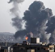 خسائر القطاع السكني في غزةة