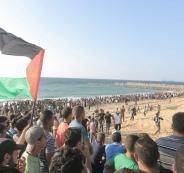 فك الحصار عن قطاع غزة