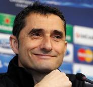 مدرب برشلونة والخسارة