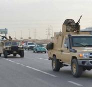 مقتل عناصر من داعش في سيناء