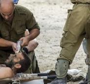 إصابة جنديين