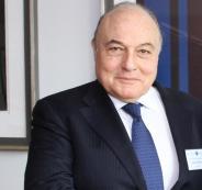 وزير المالية شكري بشارة