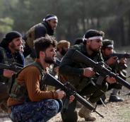 اشتباكات بين المعارضة السورية