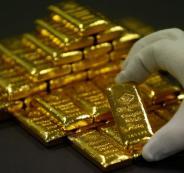 اسعار الذهب تشهد ارتفاعا