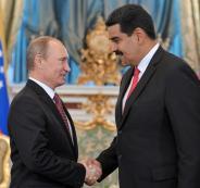 روسيا وفنزويلا واميركا
