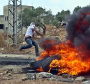 انتفاضة شعبية ضد اسرائيل
