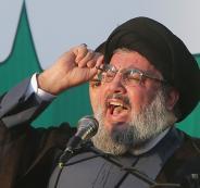 حزب الله واسرائيل