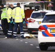 هجوم في هولندا