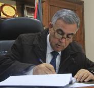 وزير الحكم المحلي الاعرج