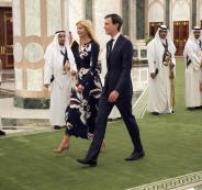 كوشنير واسرائيل والسعودية