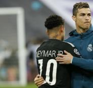 انتقال نيمار الى ريال مدريد