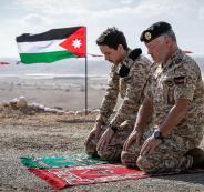 العلاقة الاردنية الاسرائيلية