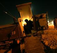 اصابة جندي اسرائيلي قرب غزة