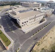 مستشفى الصداقة في غزة