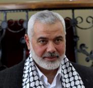 هنية والانتخابات الفلسطينية