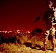 اطلاق النار على قوة اسرائيلية في الخليل