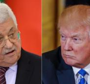 ما حقيقة حدوث شجار بين ترامب والرئيس عباس في لقاء بيت لحم؟