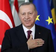 اردوغان وفيروس كورونا