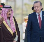 اردوغان والازمة الخليحية