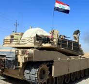 القوات العراقية تتحرك نحو أربيل