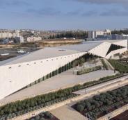 المتحف الفلسطيني يفوز بجائزة العمارة العالمي لعام 2017
