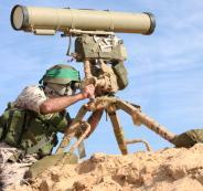 حماس والكورنيت