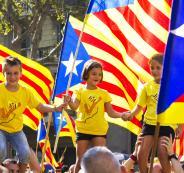 استفتاء في كتالونيا للانفصال عن أسبانيا الشهر المقبل