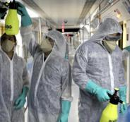 Iran Virus Outbreak Mideast ap