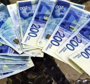 اسرائيل والهبات المالية