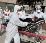 اسرائيل ووباء كورونا