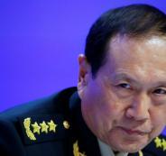 وزير الدفاع الصيني واميركا
