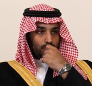 محمد بن سلمان وسعود القحطاني