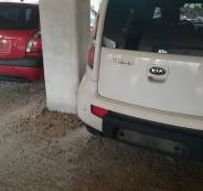 سرقة لوحات سيارات في رام الله