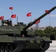 صناعة الدبابات التركية
