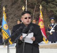 صواريخ كوريا الشمالية النووية
