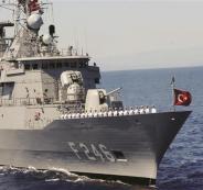 قاعدة بحرية عسكرية تركية في قطر