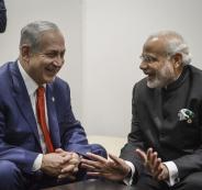 الغاء صفقة سلاح بين الهند واسرائيل