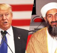 ترامب وقاتل بن لادن