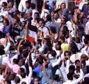الاحتجاجات في السودان