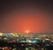 انفجارات في العاصمة الايرانية طهران