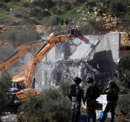 اسرائيل والمنازل الفلسطينية الغير مرخصة