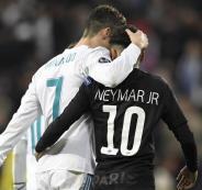نيمار وريال مدريد